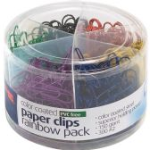 OIC Coated Paper Clips - Paper clips