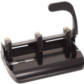 OIC Heavy-Duty Adjustable 2-3 Hole Punch - Hole Punchers