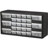 Akro-Mils 26-Drawer Plastic Storage Cabinet - Storage and Organization