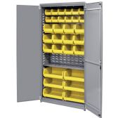 Akro-Mils AkroBin Storage Cabinet - Storage and Organization