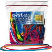 Alliance Rubber Brites! Pic-Pac Rubber Bands - Rubber bands