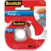 Scotch Removable Poster Tape - Poster