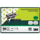 Scotch-Brite General Purpose Scouring Pads - Writing