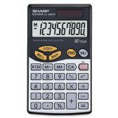 130 Units of Sharp EL480 Handheld Calculator - Calculators