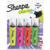 Sharpie Clear View Highlighters - Highlighter