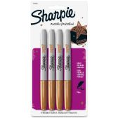138 Units of Sharpie Metallic Fine Point Permanent Marker - Markers