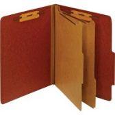 Pendaflex Bonded Fastener Classification Folders - Pens & Pencils
