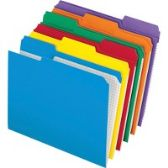 Pendaflex Color Reinforced Top File Folders - Pens & Pencils
