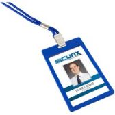 SICURIX Badge Holder - Vertical - Badge holder