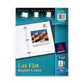 Avery Lay Flat Report Cover - Report cover