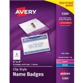 Avery Media Holder Kit - Data Media