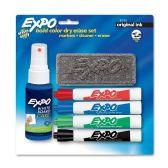 96 Units of Expo Dry Erase Marker Kit - Dry erase