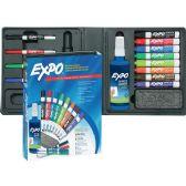 Expo Low Odor Dry Erase Marker Kit - Dry erase