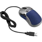 12 Units of Fellowes HD Precision Mouse - Optical - 5-Button, Silver/Blue - Consumer Electronics