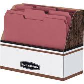 108 Units of Bankers Box Folder Holder - Letter - Folders & Portfolios