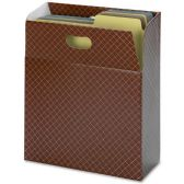 15 Units of Smead 92000 Brown Organized Up MO Vertical File Case - File Folders & Wallets