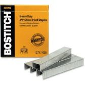 Bostitch Heavy-duty Premium Staples - Staples & Staplers