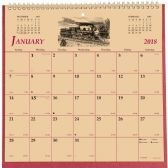 62 Units of Brownline Monthly Wall Calendar - Calendar