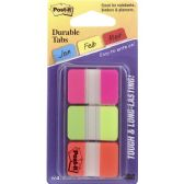 Post-it Assorted Durable Index Tab - Office Supplies