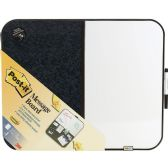 Post-it Bulletin/Dry Erase Board - Dry erase