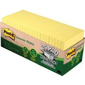Post-it Cabinet Pack Note - Adhesive note