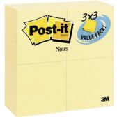 Post-it Classic Note - Office Supplies