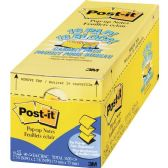 Post-it Pop-up Notes Cabinet Pack - Adhesive note