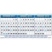 21 Units of House of Doolittle 3-month Horizontal Wall Calendar - Calendar