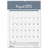 10 Units of House of Doolittle Bar Harbor 15x22 Academic Wall Calendar - Calendar