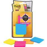 Post-it Super Sticky Full Adhesive Notes - Adhesive note