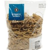 Business Source Assorted Sizes Quality Rubber Band - Rubber bands