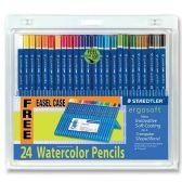 30 Units of Staedtler Ergosoft Watercolor Pencil - Pencils