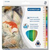 Staedtler Watercolour Pencils Set - Pencils