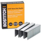 "100 Units of Stanley-Bostitch 15/16"" Heavy-duty Staples - Staples & Staplers"