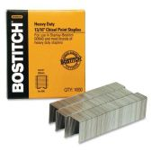 Stanley-Bostitch Premium Heavy-duty Chisel Tip Staples - Staples & Staplers