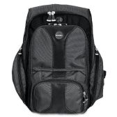 "2 Units of Kensington Contour Carrying Case (Backpack) for 16"" Notebook - Black - Notebooks"