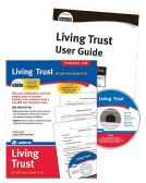 Living Trust Kit, Forms and Instructions - Office Supplies