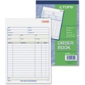 TOPS 2-part Carbonless Sales Order Book - Order book