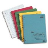 24 Units of TOPS 80-Sheet Wirebound Notebook - Notebooks
