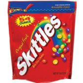 CANDY, Skittles, 54 oz (3 lbs., 6 oz) - Office Accessories