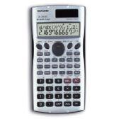 Casio, FX115MS Scientific Calculator, Auto Power Off, Battery/Solar Powered - Office Accessories