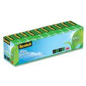 3M Scotch Greener Tape, 3/4 in x 900 in, 10 rolls/pk - Office Accessories