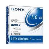 Sony LTO, Ultrium-4, 800GB/1.6TB, Library Pack, 20pk - Data Media