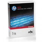 HP RDX 1TB Cartridge, Q2044A, 7A, 1TB/2TB - Data Media