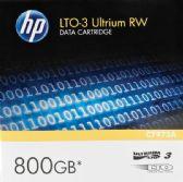 HP LTO, Ultrium-3, C7973A, 7A, 400GB/800GB, TAA - Data Media
