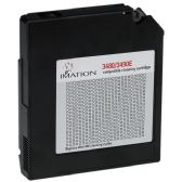 Imation Tape, 1/2 in. Ctdg, 3480/3490E Clng Ctdg, 500 pass - Data Media
