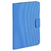 Verbatim Folio Case for iPad Air, 98413, Aqua Blue - CE