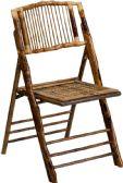 American Champion Bamboo Folding Chair - Folding
