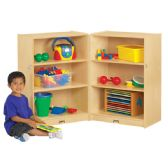 Jonti-Craft® Small Fold-n-Lock - Storage