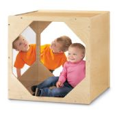 Jonti-Craft Reflecting Cube - Toddlers Infants